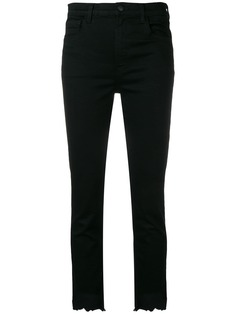 J Brand укороченные джинсы кроя слим