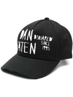Dsquared2 бейсбольная кепка Dan Caten