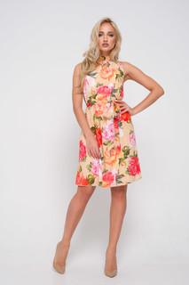 Платье короткое Leleya