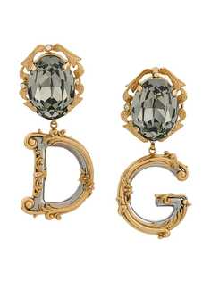 Dolce & Gabbana серьги-клипсы