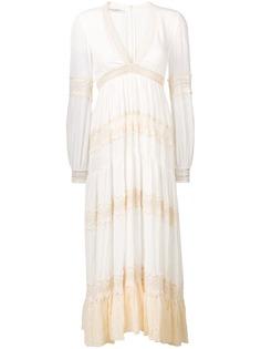 Philosophy Di Lorenzo Serafini расклешенное платье макси