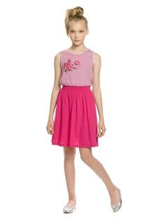 """Платье для девочек """"розовая карамелька"""" Pelican"""
