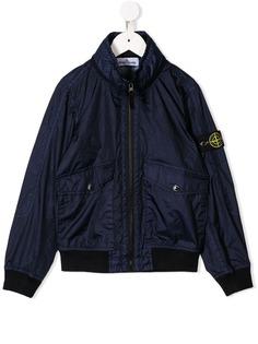 Stone Island Junior куртка-бомбер