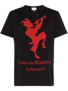 Gucci футболка Chateau Marmont