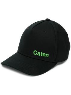 Dsquared2 бейсбольная кепка Caten с вышивкой