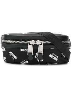 Moschino маленькая поясная сумка
