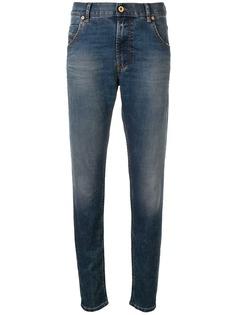 Diesel укороченные джинсы скинни