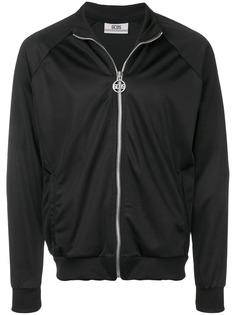 Gcds спортивная куртка с полосками по бокам