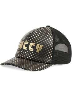 Gucci бейсбольная кепка Guccy