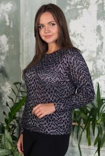 Трикотажная кофта оригинальной расцветки Victoria Filippova