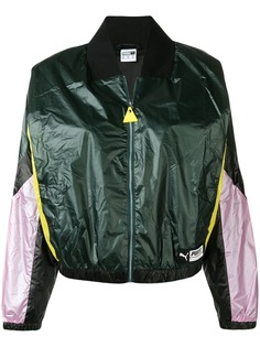 Puma укороченная куртка-бомбер
