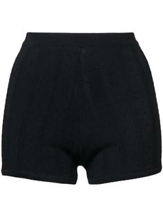 Marc Jacobs трикотажные облегающие шорты