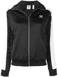 Adidas спортивная куртка панельного дизайна