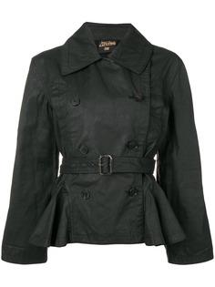 Jean Paul Gaultier Pre-Owned облегающая куртка с поясом