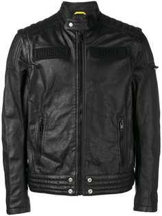 Diesel байкерская куртка со съемными рукавами