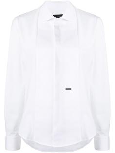 Dsquared2 рубашка-смокинг