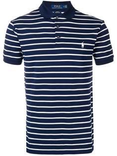 Polo Ralph Lauren полосатая рубашка-поло