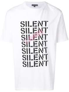 Lanvin футболка Silent