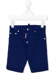 Dsquared2 Kids джинсы кроя слим