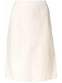 Jean Paul Gaultier Pre-Owned юбка с завышенной талией