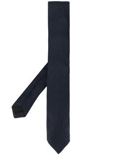 Valentino галстук с плетеным эффектом