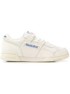 Reebok кроссовки на шнуровке