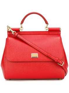 Dolce & Gabbana большая сумка-тоут Sicily