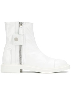 Casadei ботинки на молнии