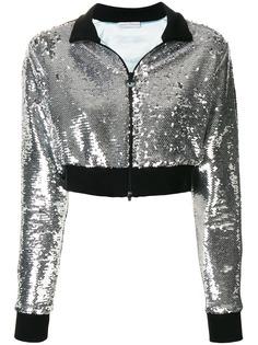 Chiara Ferragni куртка с пайетками