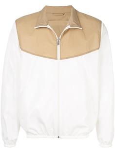 Cerruti 1881 куртка-бомбер в стиле колор-блок