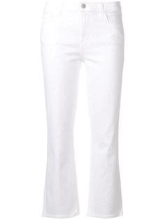 J Brand укороченные джинсы с заклепками