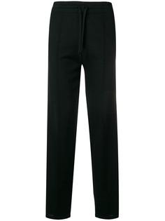 Isabel Marant спортивные брюки с полосками по бокам