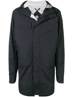 Canada Goose пальто с потайной молнией
