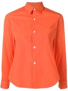 Comme Des Garçons Pre-Owned рубашка с нагрудными карманами