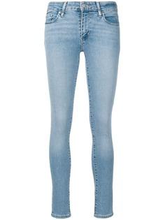 Levis эластичные джинсы скинни