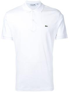 Lacoste футболка-поло с логотипом