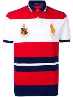Polo Ralph Lauren рубашка-поло с декором