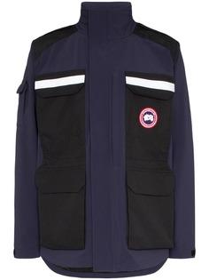 Canada Goose куртка Photojournalist с капюшоном