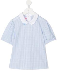 Familiar блузка с короткими рукавами