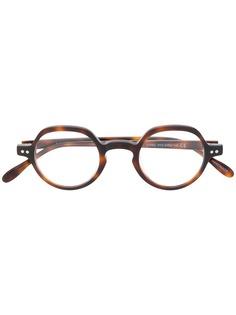 Epos очки в круглой оправе