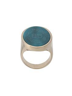 Balenciaga кольцо овальной формы