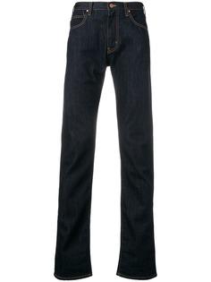 Emporio Armani прямые джинсы