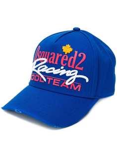 Dsquared2 бейсбольная кепка Racing