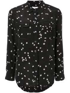 Equipment футболка с принтом со звездами