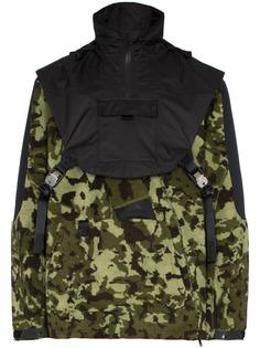 Nike флисовая куртка с камуфляжным принтом из коллаборации с Alyx MMW