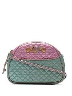 Gucci стеганая сумка
