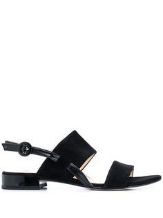 Hogl сандалии с ремешком на пятке