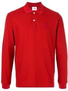 Kent & Curwen классическая рубашка-поло