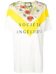 Gucci футболка La Société Angelique