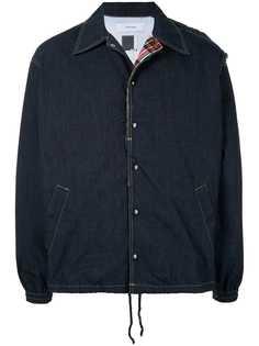 Facetasm джинсовая куртка-бомбер